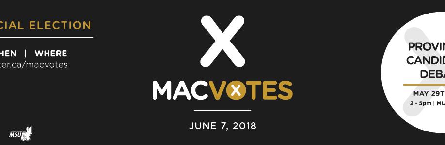 MacVotes Banners